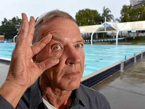 'I want it shot': Notorious bird slashes swimmer's eyeball