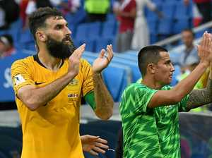 OPINION: Proud of our effort, but tired of 'brave' Socceroos