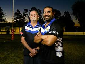 Goodna coaches stood down over the phone