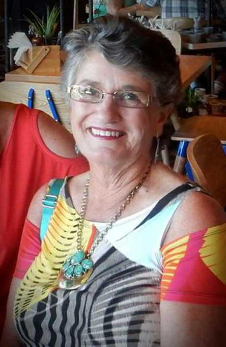 Sunshine Coast retiree Robyn Perren. Picture: Facebook