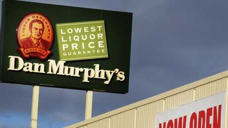 Dan Murphy's, on its own, has around a third of the packaged liquor market.
