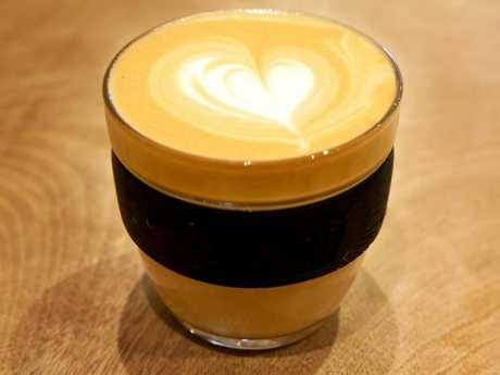 Many cafes are offering discounts to customers who bring their own cups. Picture: AAP Image/Angelo Velardo
