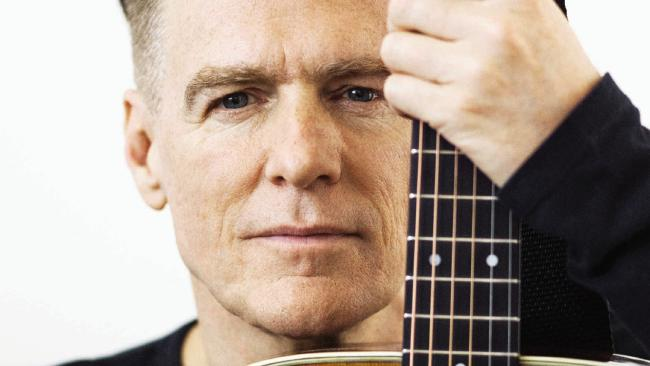 Bryan Adams is 58 years old.