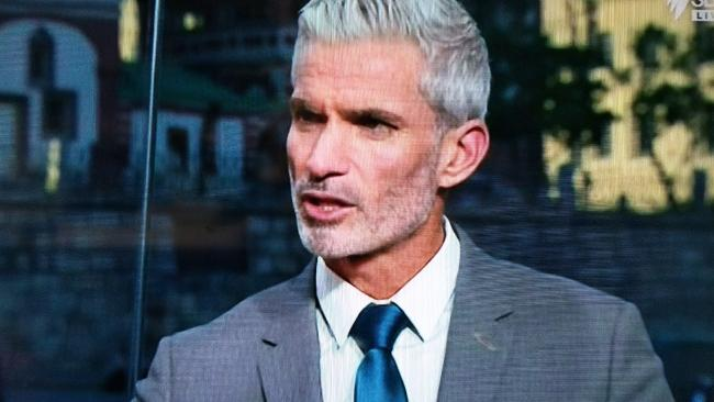 Craig Foster launched a savage spray.