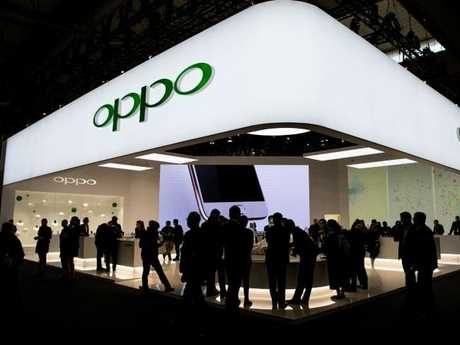Oppo has quickly ramped up its presence in Australia in the last few years. Picture: Josep Lago