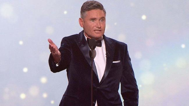 Hughesy will open the Logies once again this year.