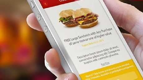 McDonald's often rolls out new technology or concepts, such as apps, in Australia first.