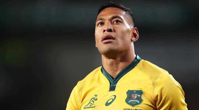 Wallabies fullback Israel Folau was forced to face a World Rugby judicial hearing after being cited following Saturday's third Test against Ireland.