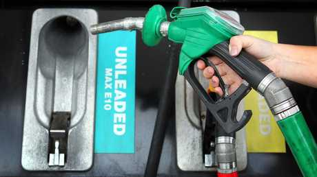 Decisions, decisions … the federal government is weighing up whether to leave regular unleaded alone or upgrade it to meet modern international standards. Picture: Nic Gibson.