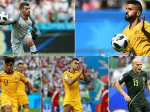 Five Socceroos set to gain most from World Cup campaign