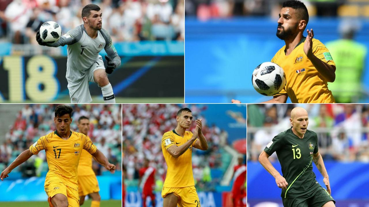 David Davutovic analyses the top five Socceroos performers at Russia 2018, based on expectations heading into the tournament.
