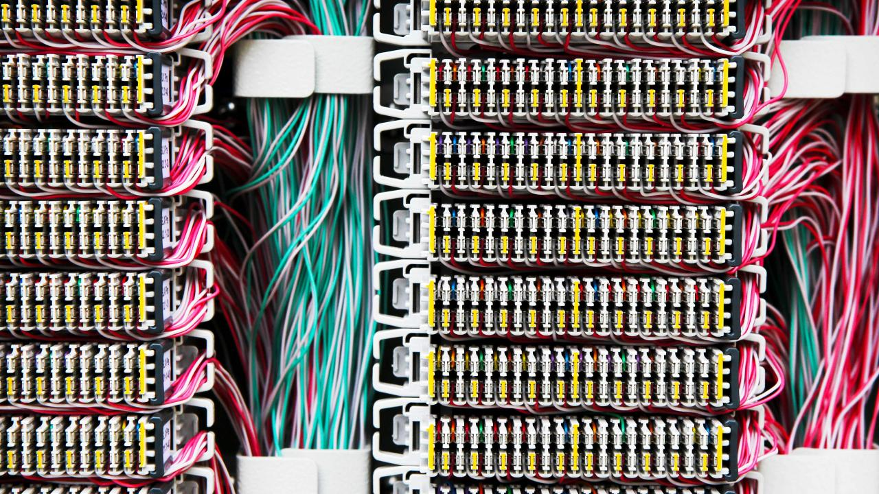 Rome Was Built Faster Than The Nbn Sunshine Coast Daily Home Wiring Diagram
