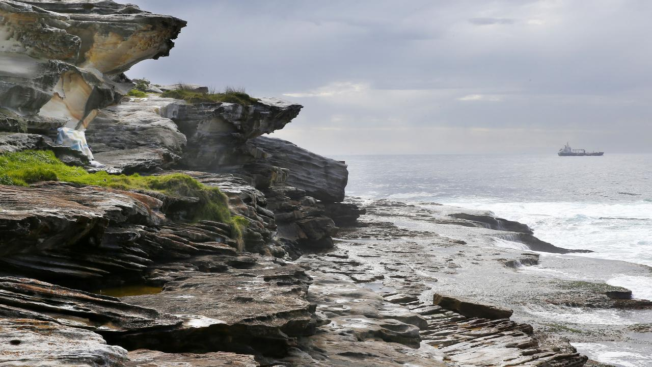 Some of the victims were found near cliffs on Sydney's coastline. Picture: John Appleyard