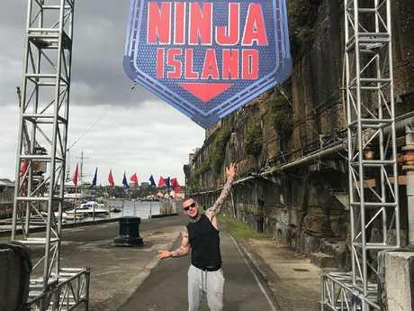 Corey Worthington will compete on Australian Ninja Warrior.
