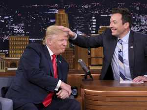 Fallon slams Trump over Twitter feud