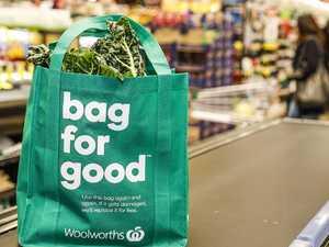 Plastic bag money 'should go to farmers'