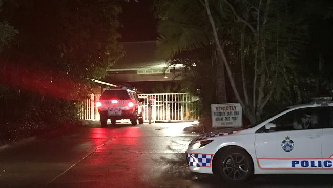 Police are on the hunt for a suspected killer after a dead body was found in a barrel, south of Brisbane. Picture: Kate Paraskevos.