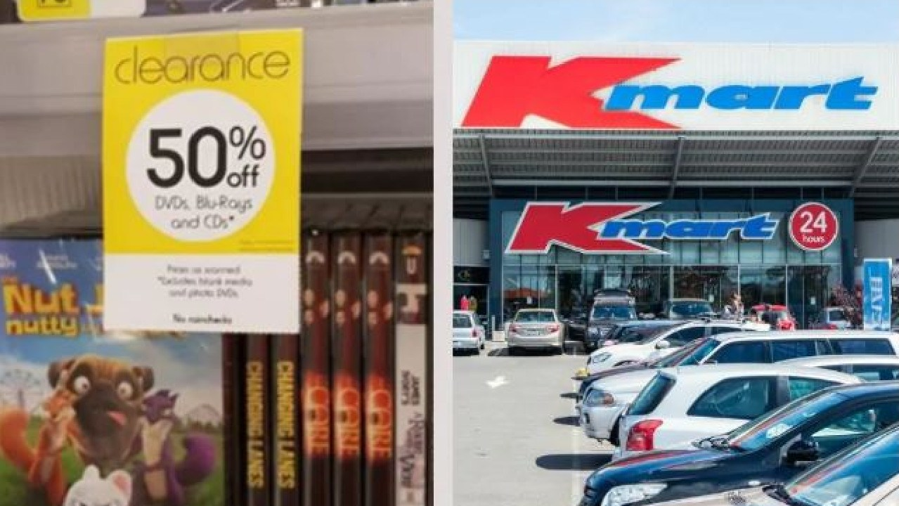 Mums are angry about changes at Kmart.
