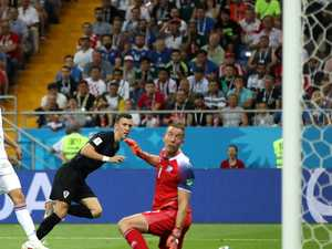 Croatia stays unbeaten as Iceland crashes out of World Cup