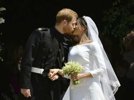 Thomas Markle has spoken of his regret at not attending the wedding of his daughter Meghan to Prince Harry. Picture: AP