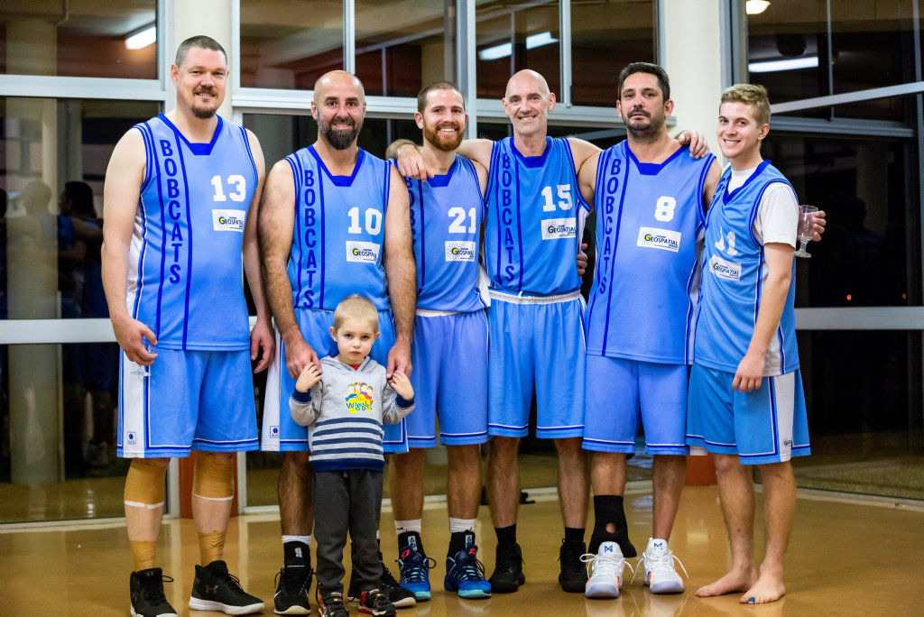 173e78cc44e9df Image for sale  Basketball Finals and Awards Men s - Grand Final Runner Up  Bobcats -
