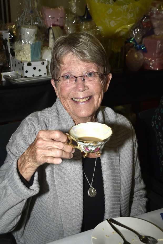 Jenny Whiteman  Biggest Morning tea at Oaktree Retirement