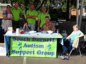Group raises awareness of autism support