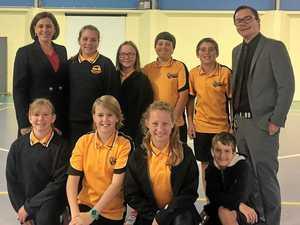 Blackbutt School welcomes new classrooms