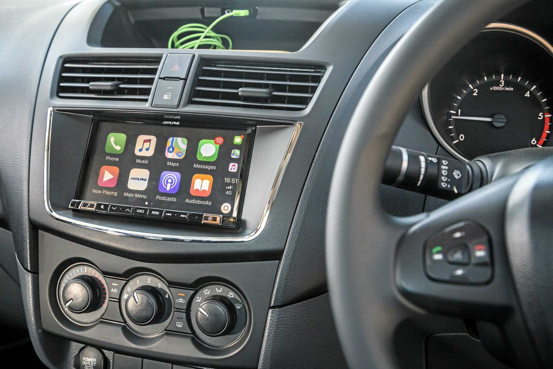 Mazda owners can upgrade to Apple CarPlay and Android Auto