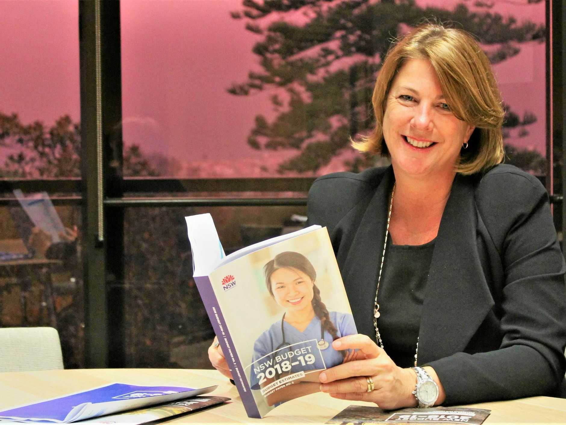 Roads, Maritime and Freight Minister Melinda Pavey has been preselected unopposed to recontest the seat of Oxley at the 2019 State Election.