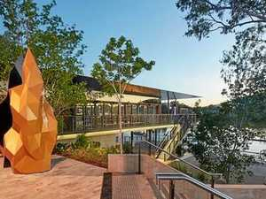 Rockhampton Riverfront rocks top Queensland award