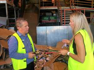 $400,000 FOR WASTE: Waste minimisation focus in budget