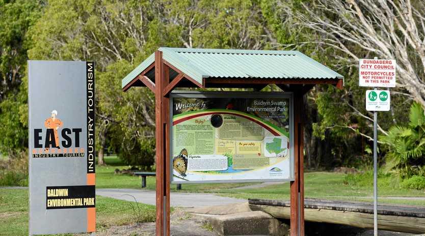 SPLURGE: Baldwin Swamp Environmental Park will have work done to its boardwalk.