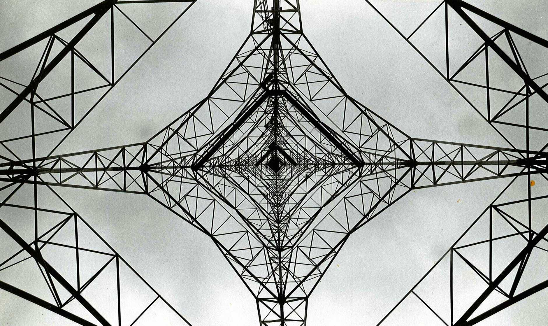 TV transmission towers are down.
