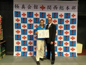 Tulk sets high standard at All Japan Championships