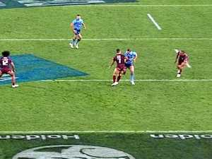Veteran NRL ref Mander gives verdict on 'that' penalty try