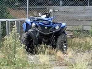 Man's charge for mistaken identity of quad bike