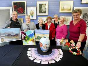 Open day to show off artists among us