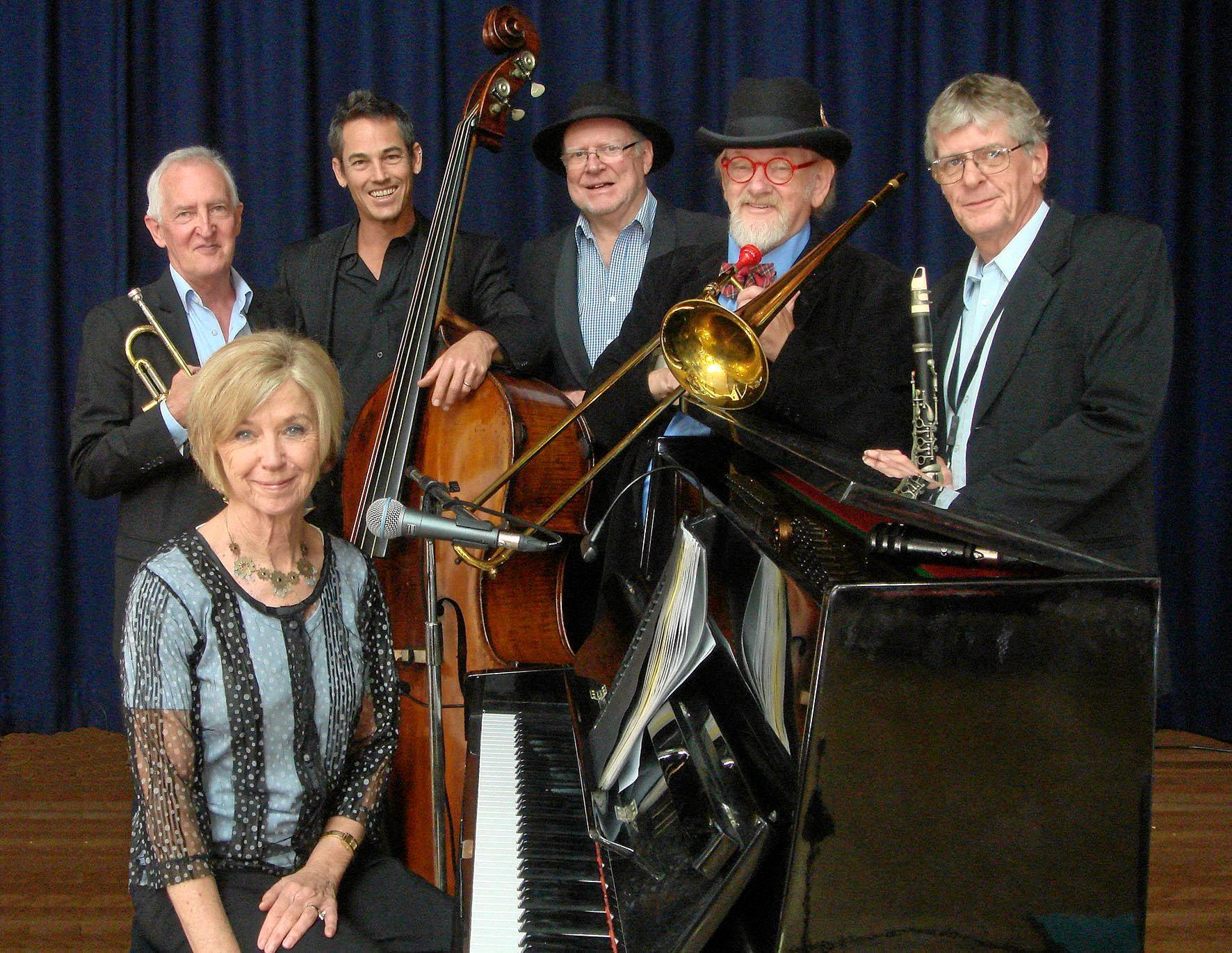The Caxton Street Jazz Band is coming back to Caloundra, courtesy of the Sunshine Coast Jazz Club.