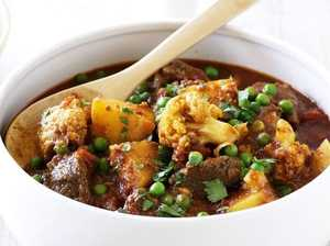 Recipe: Wholesome beef and vegetable curry