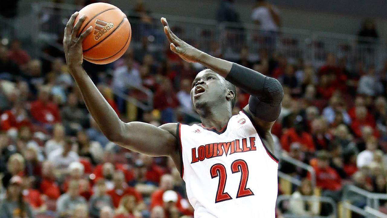 Deng Adel will play Summer League basketball with the Houston Rockets.  Picture: Andy Lyons/Getty Images