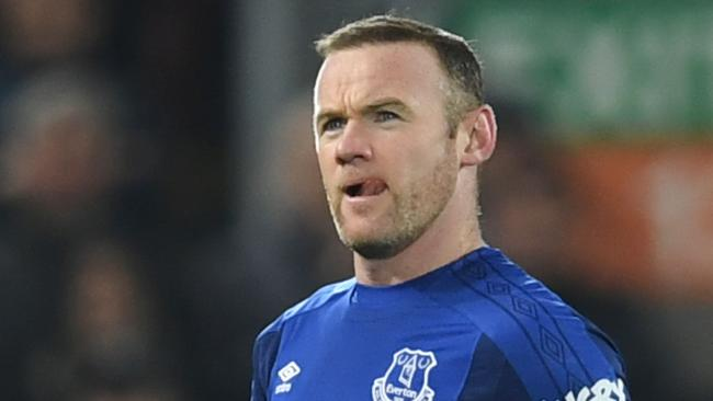The big bucks keep coming for Wayne Rooney. Picture: Paul Ellis/AFP