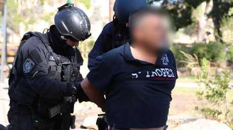 Fato was a long-term friend of Casella. Picture: Police Media
