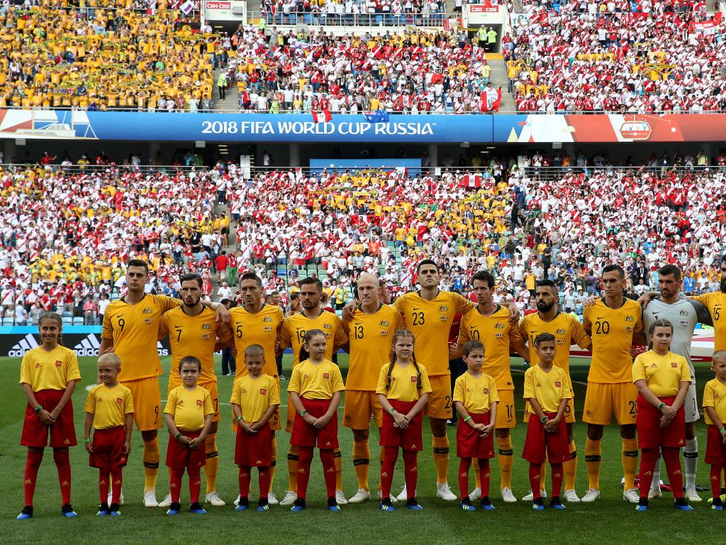 Lowy points to the Socceroos' qualification for four successive World Cups as proof of the strength of the game in Australia. Picture: Toby Zerna