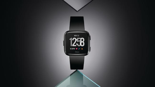 Fitbit Versa is a cheaper alternative to the Apple Watch.