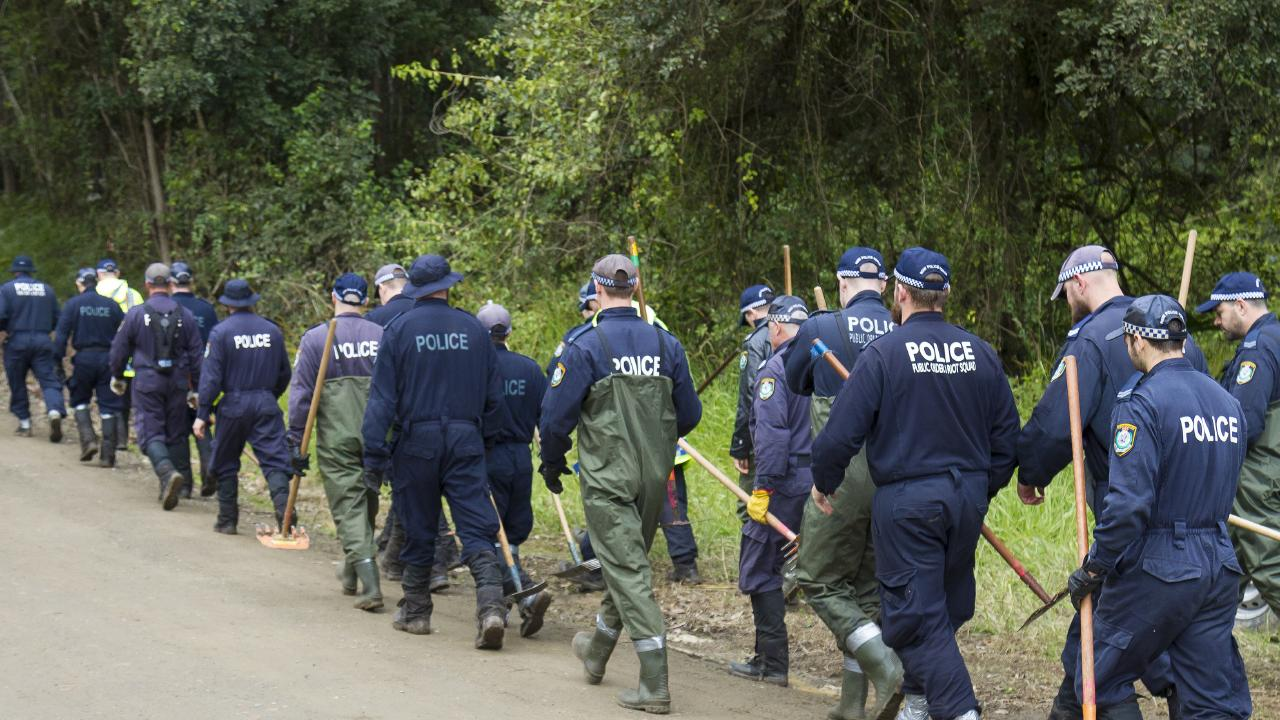 Police shift their focus to a new location, just four kilometres from where the three-year-old was last seen alive.