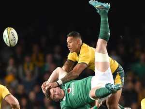 Folau's one-match ban upheld