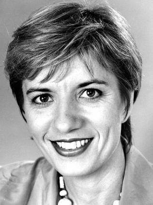 Liz Jackson in 1994.