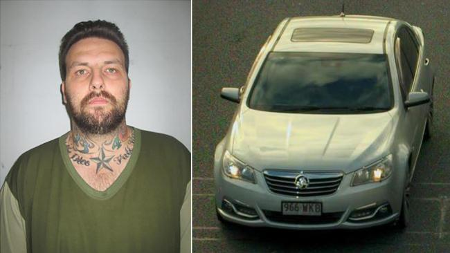 Zlatko Sikorsky is believed to be travelling in a silver 2014 Holden Commodore with Queensland registration 966 WKB.
