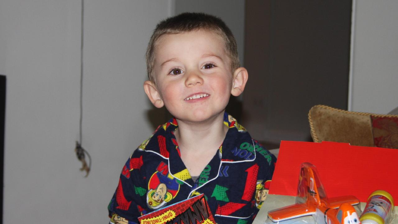 William would have been seven years old on June 26.